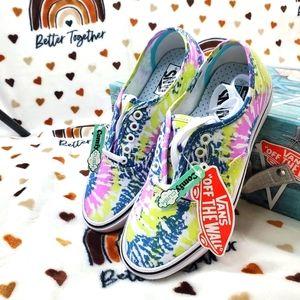 Vans Tie-Dye Comfycush Authent Orchid (CL)